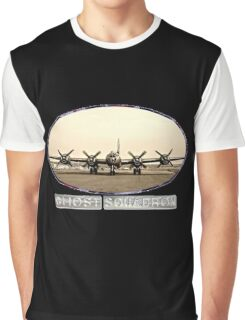 Ghost Squadron B-29 Bomber Graphic T-Shirt