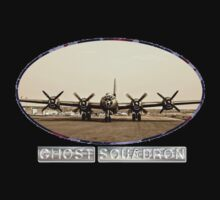 Ghost Squadron B-29 Bomber by Amy McDaniel