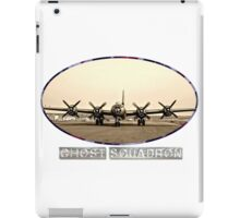 Ghost Squadron B-29 Bomber iPad Case/Skin