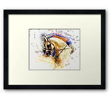 Giving Framed Print