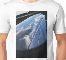 Cloudscapes On A Wing Unisex T-Shirt