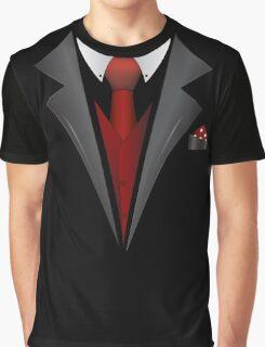 Fancy Emergency Tuxedo  Graphic T-Shirt