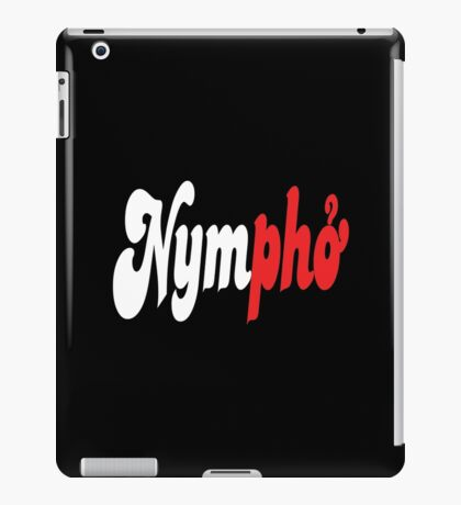 Nymphở iPad Case/Skin