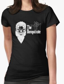 The Donquixote Womens Fitted T-Shirt