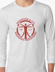 The Institute and CO. Long Sleeve T-Shirt