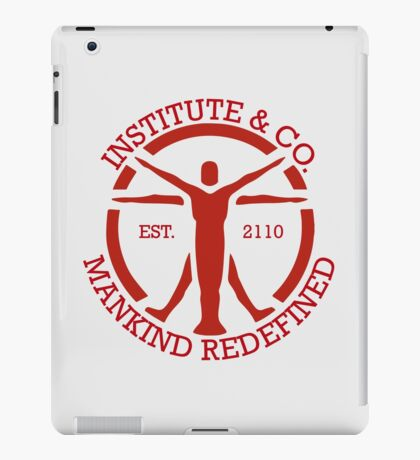 The Institute and CO. iPad Case/Skin