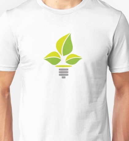 Eco Lightbulb Unisex T-Shirt
