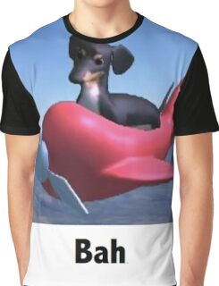 "Dog of Wisdom - ""Bah"" Graphic T-Shirt"
