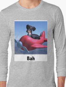 "Dog of Wisdom - ""Bah"" Long Sleeve T-Shirt"
