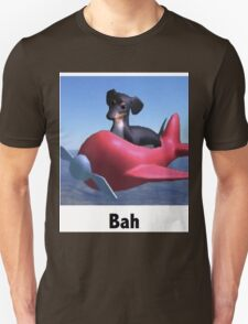 "Dog of Wisdom - ""Bah"" Unisex T-Shirt"