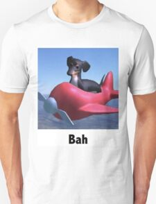"Dog of Wisdom - ""Bah"" Unisex T-Shirt"