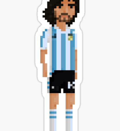 Diego 82 Sticker