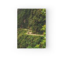 Legendary Roads: Death Road Hardcover Journal