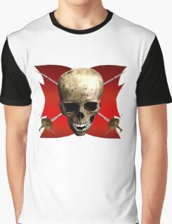 A Symbol Of Piracy Graphic T-Shirt