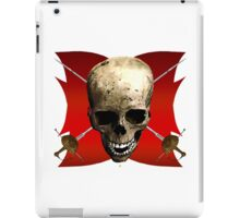 A Symbol Of Piracy iPad Case/Skin