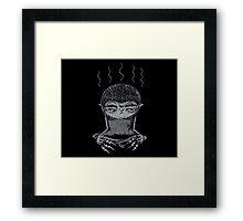 Allen Kazam Framed Print