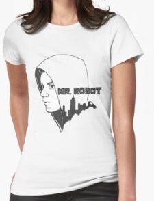 Mr. Robot T-Shirt Womens Fitted T-Shirt