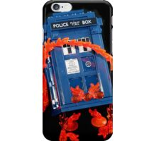 Lego Tardis iPhone Case/Skin