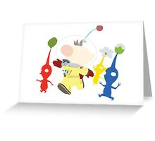 Olimar Greeting Card