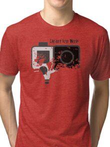 GoPro - Capture Your World - Merchandise 2016 Tri-blend T-Shirt