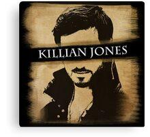 Killian Jones   Once Upon a Time Canvas Print
