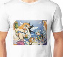 SquidgirlxSplatoon Unisex T-Shirt