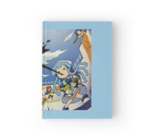 SquidgirlxSplatoon Hardcover Journal