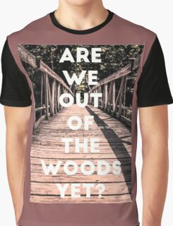 Taylor Out Of The Woods Graphic T-Shirt