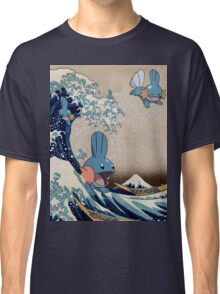 Mudkip Wave Classic T-Shirt