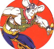 Biker Mice from Mars - Vinnie by frankzandbeanz