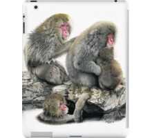Family Time iPad Case/Skin