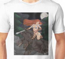 Celtic warrior Unisex T-Shirt