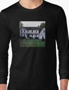 The Hotelier - album cover Long Sleeve T-Shirt