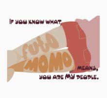 My people - futo momo Baby Tee