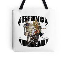 Brave Undead Tote Bag