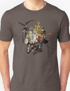 Brave Undead (No Text) T-Shirt