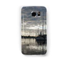 Soft Sky with Two Birds Samsung Galaxy Case/Skin