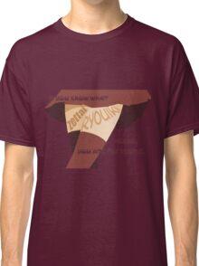My people - zettai ryouiki Classic T-Shirt