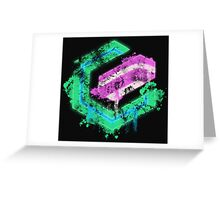 Xenoblade X - Curator  Greeting Card