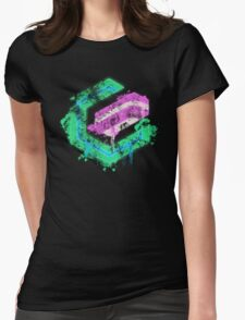 Xenoblade X - Curator  Womens Fitted T-Shirt