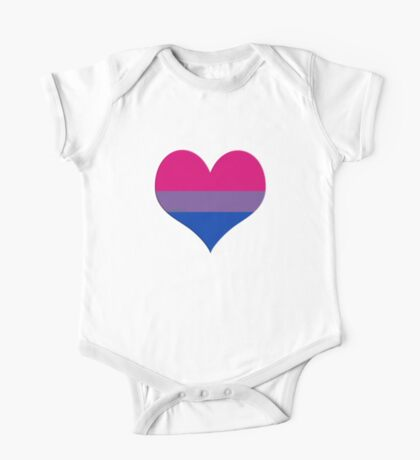 bi bisexual intersexuality One Piece - Short Sleeve