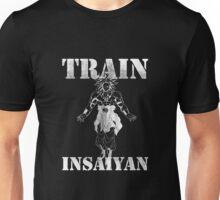 TRAIN INSAIYAN by rr Unisex T-Shirt