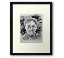 Harry Potter Framed Print