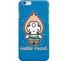 Hello Pearl iPhone Case/Skin