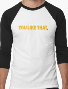 Redskins You Like That Cousins DC Football by AiReal Apparel Men's Baseball ¾ T-Shirt