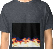 #FLAMEEMOJISEVERYWHERE Cover Print Classic T-Shirt