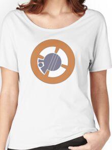 BB8 Logo Women's Relaxed Fit T-Shirt