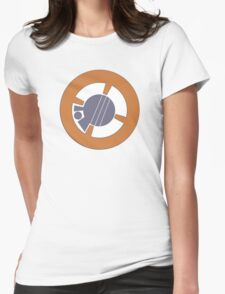 BB8 Logo Womens Fitted T-Shirt