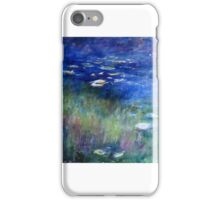 Water Lilies II -  My impressionistic Painting iPhone Case/Skin