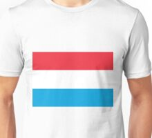 Luxembourg Unisex T-Shirt